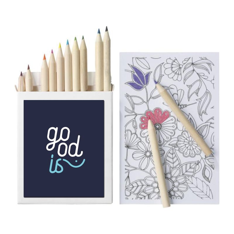 Coloriage publicitaire - Set coloriage 22 pièces Ranni