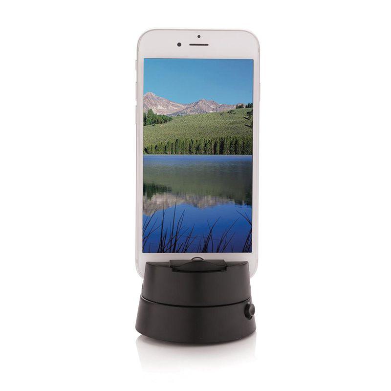Objet publicitaire high-tech - Support pour téléphone 360° Panoramic
