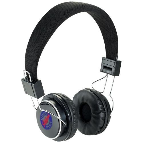 Casque audio publicitaire Bluetooth Tex - Cadeau publicitaire