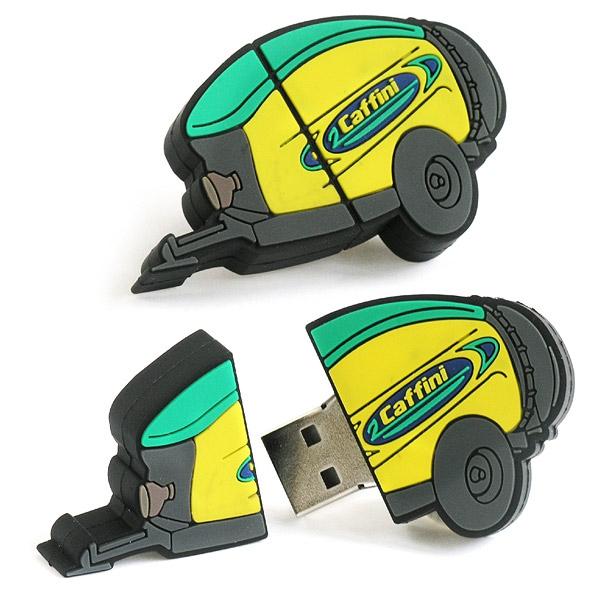 Clé USB publicitaire 2D - Objet publicitaire