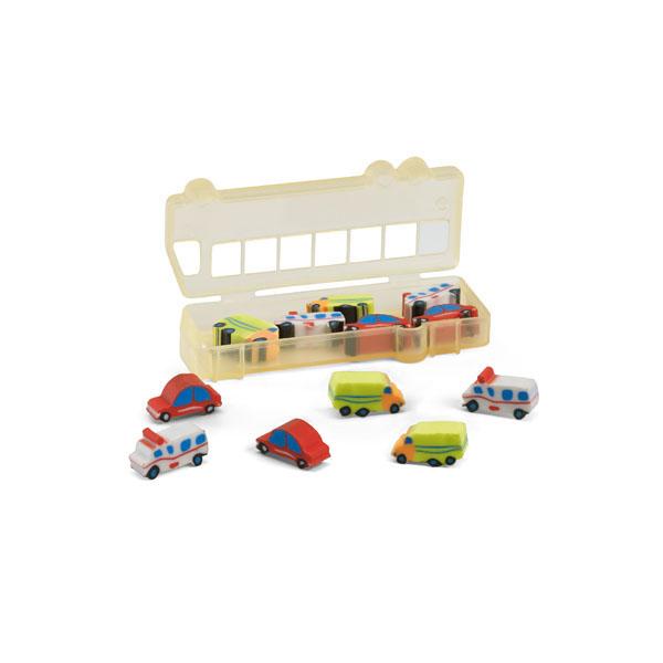 Coffret promotionnel Cars Dream - goodies pour enfants