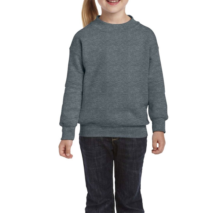 Sweat-shirt publicitaire enfant Youth 255/270g
