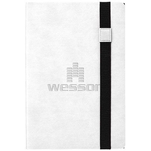 Bloc notes personnalisable blanc