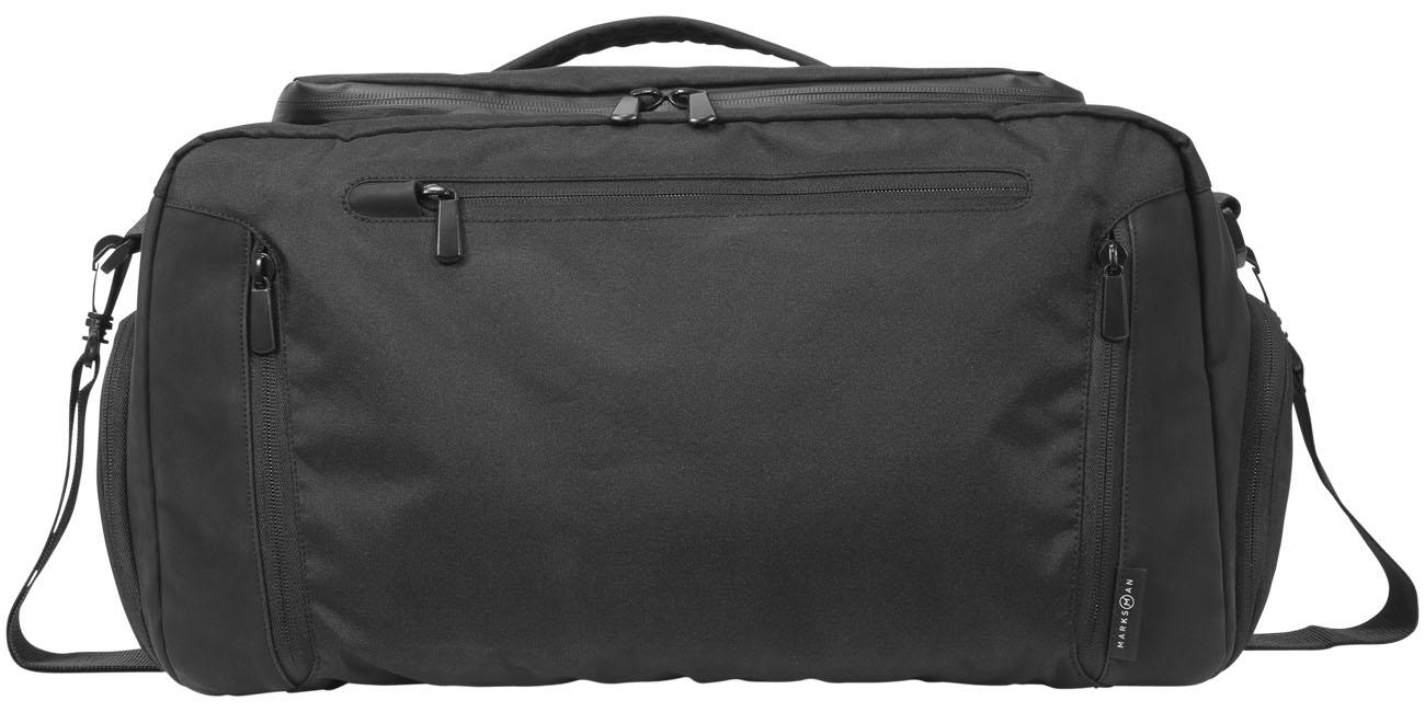 Sac de voyage publicitaire Deluxe poche tablette - bagage publicitaire