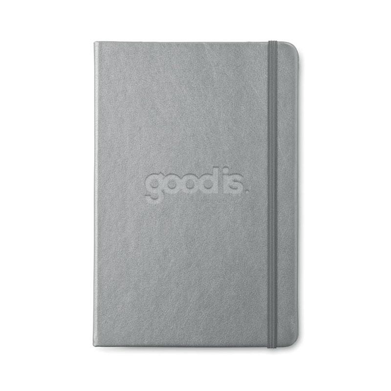 Carnet personnalisable Goldies A5 - carnet promotionnel