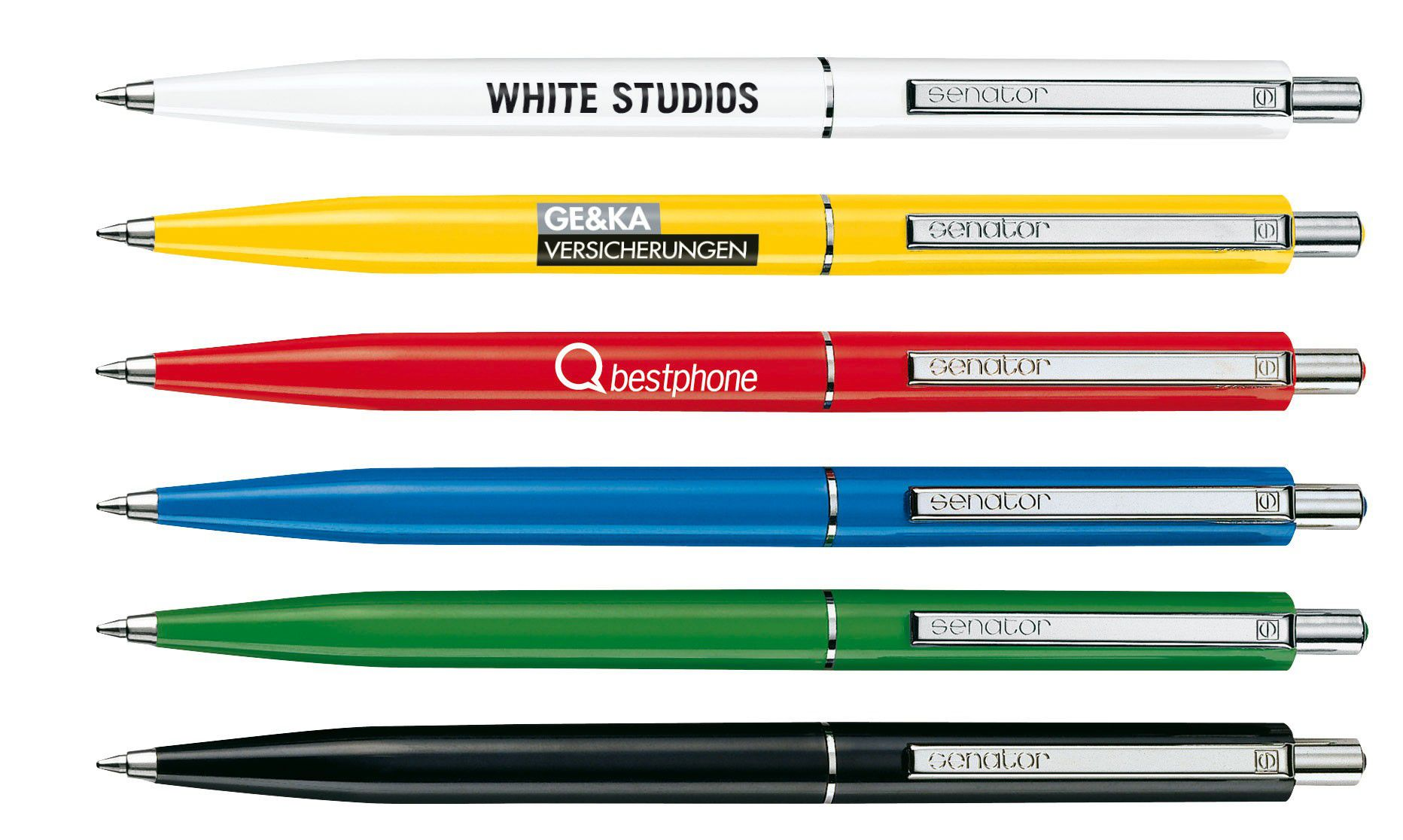 Stylo promotionnel écologique Point Polished - stylo personnalisable