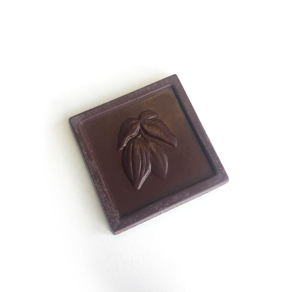 Personnalisez vos carrés de chocolat avec votre logo entreprise