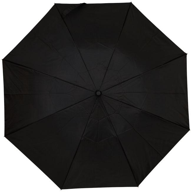 """Parapluie publicitaire automatique 21"""" Blue skies - objet publicitaire outdoor"""