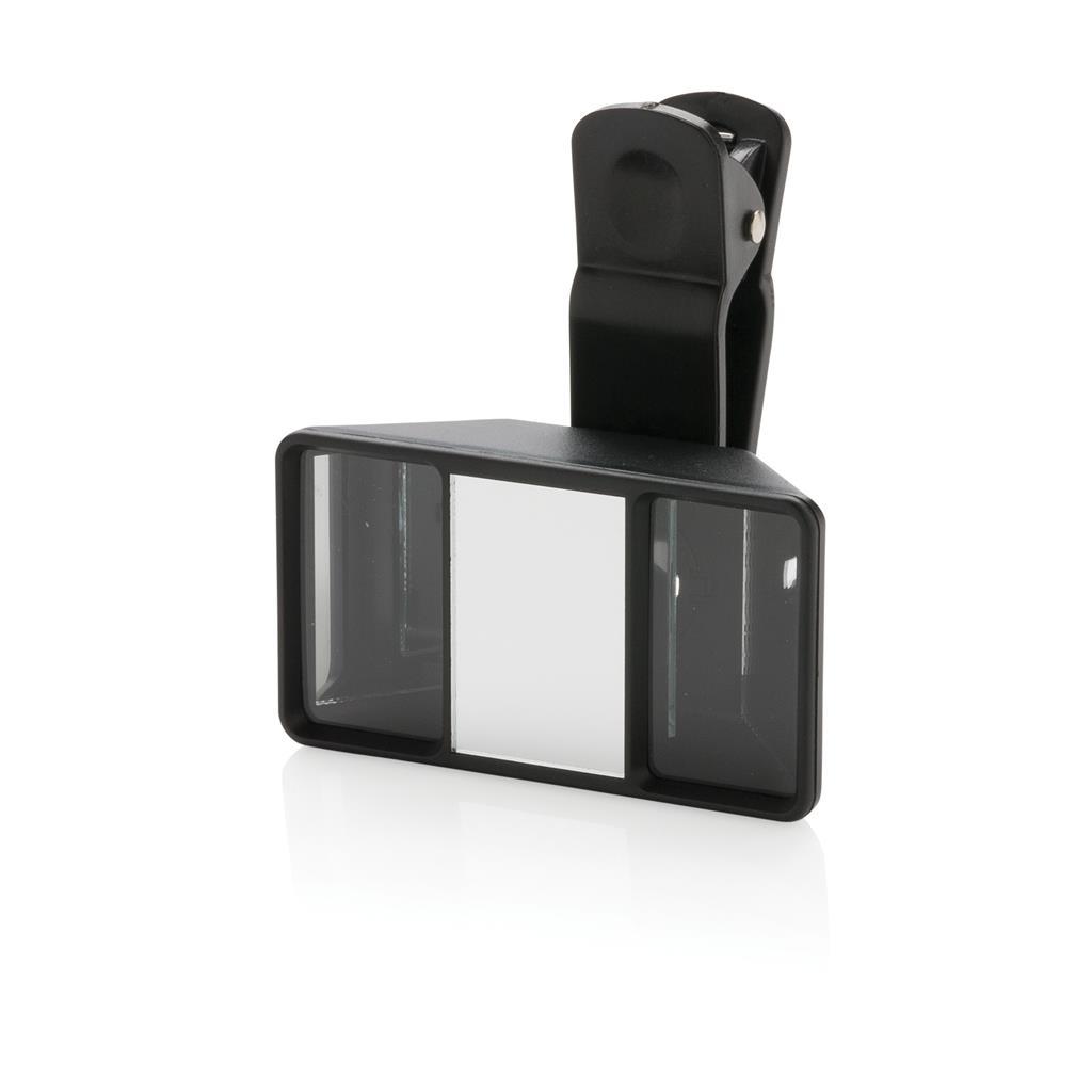 objet publicitaire high-tech - Objectif pour smartphone 3D universel