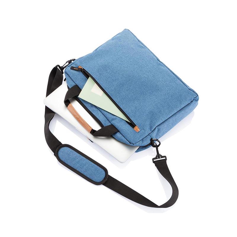 Sacoche pour ordinateur portable Fashion sans PVC - Cadeau d'entreprise écologique