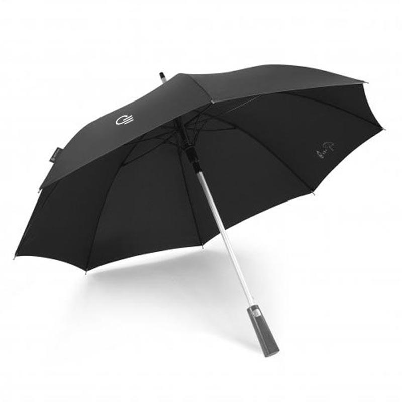 Parapluie publicitaire écologique - Parapluie golf Domtown