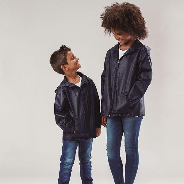 Textile publicitaire - Coupe-vent personnalisé pour enfant Dublin Kids