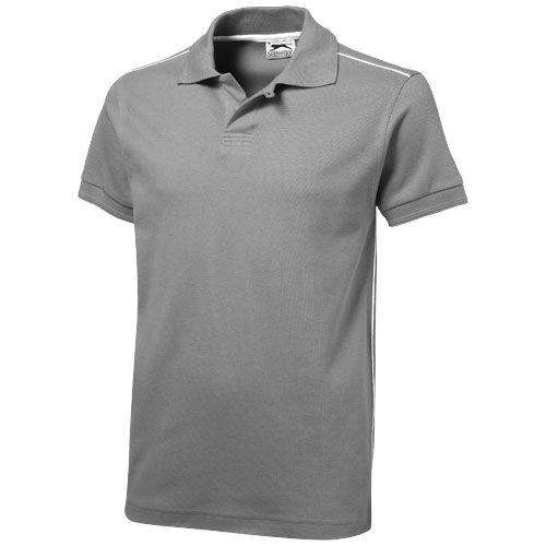 Textile publicitaire - Polo personnalisable manches courtes Backhand