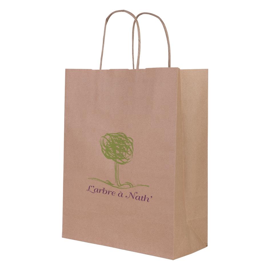 Sac shopping personnalisable écologique modish - sac publicitaire
