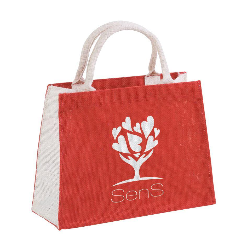 Sac shopping personnalisable écologique Tanzanio - objet publicitaire