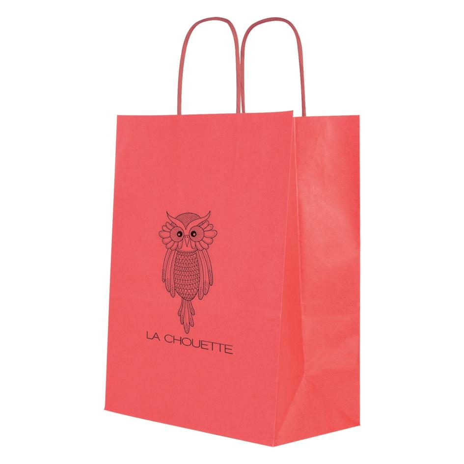 Sac shopping promotionnel écologique Modish Full colors