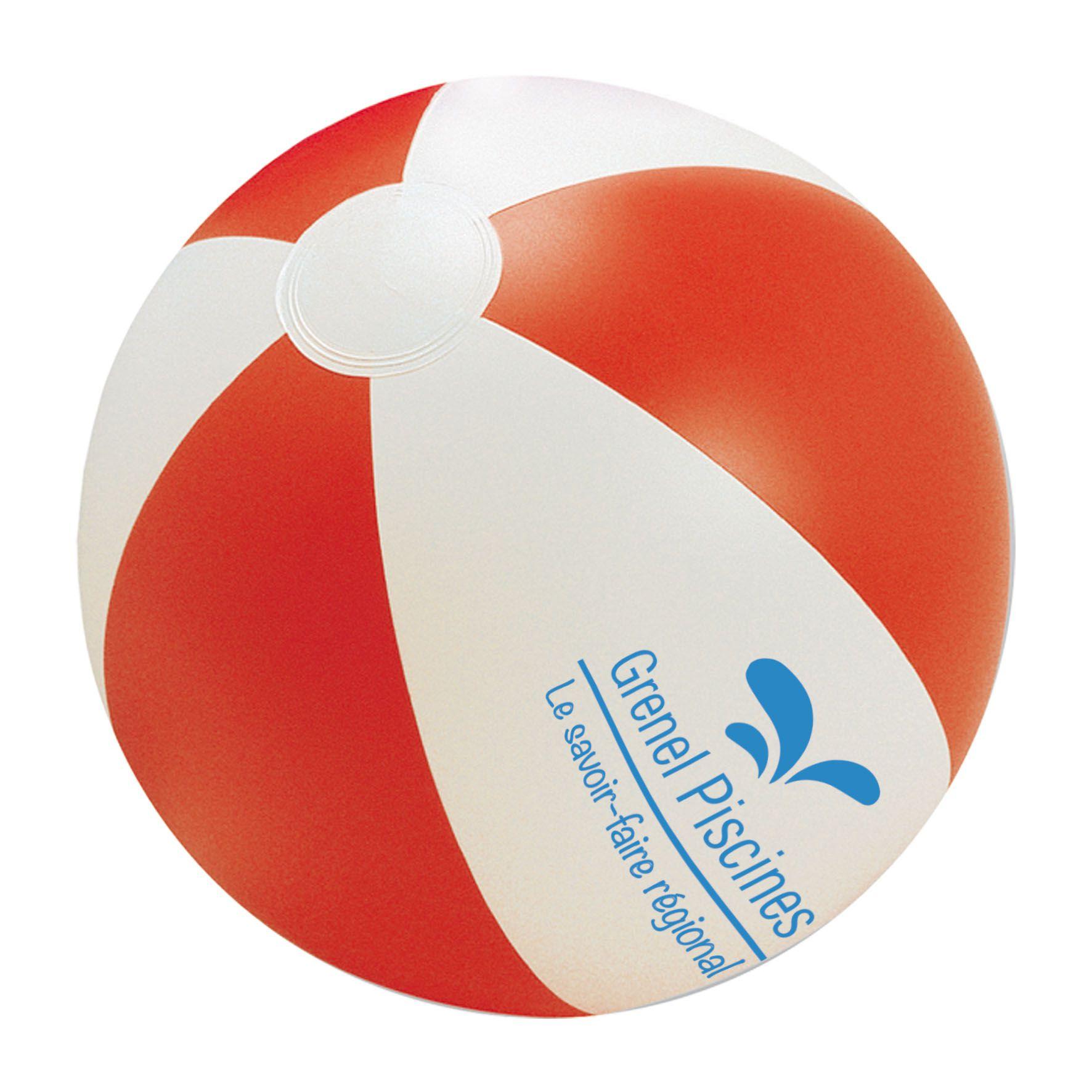 Accessoire publicitaire pour la plage - Ballon de plage Sunny
