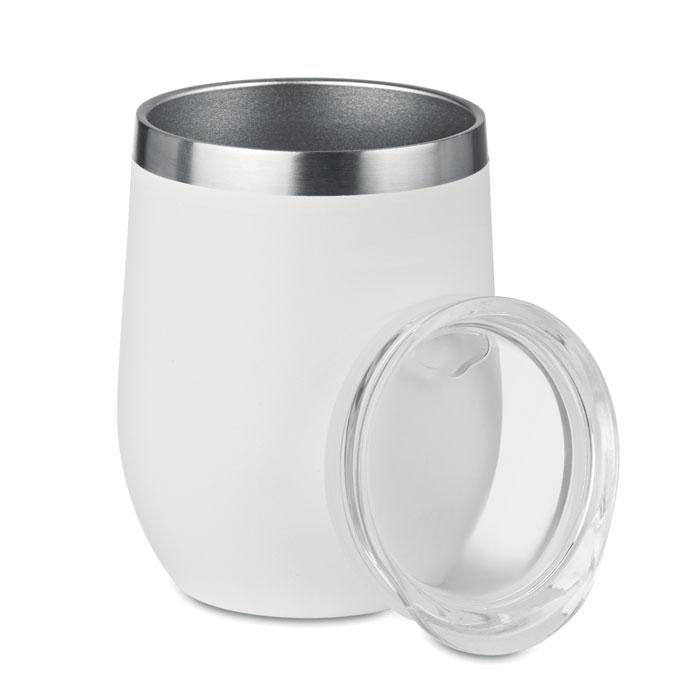 mug publicitaire - gobelet isotherme personnalisable en acier Chin
