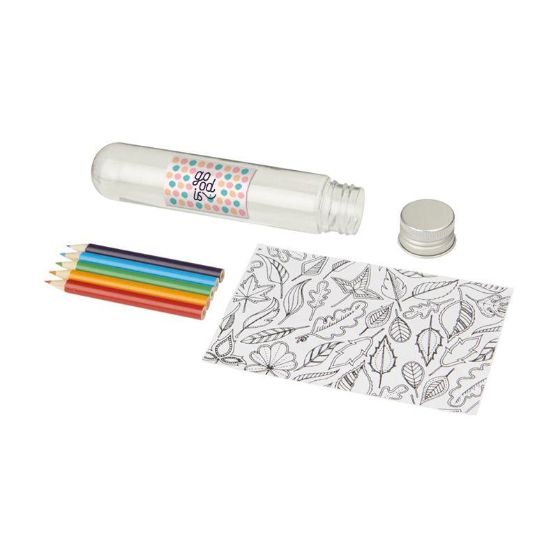 Goodies pour enfants - Mini tube de coloriage Cami