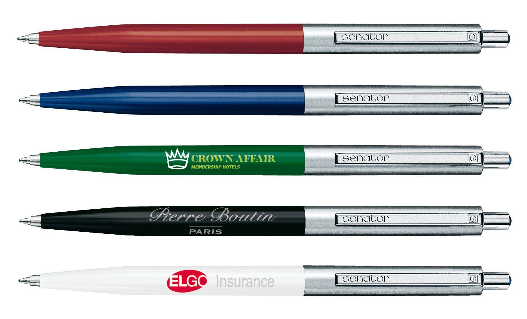 Stylos publicitaires écologiques Point métal - stylos promotionnels