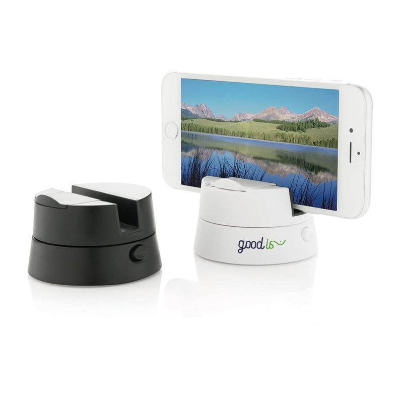 Support pour téléphone publicitaire 360° Panoramic