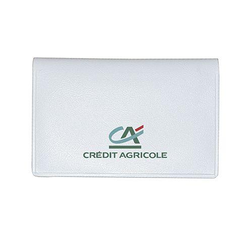 Etui cartes de crédit personnalisé Bily - objet publicitaire