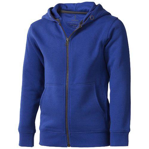 Veste à capuche bleu pour enfants