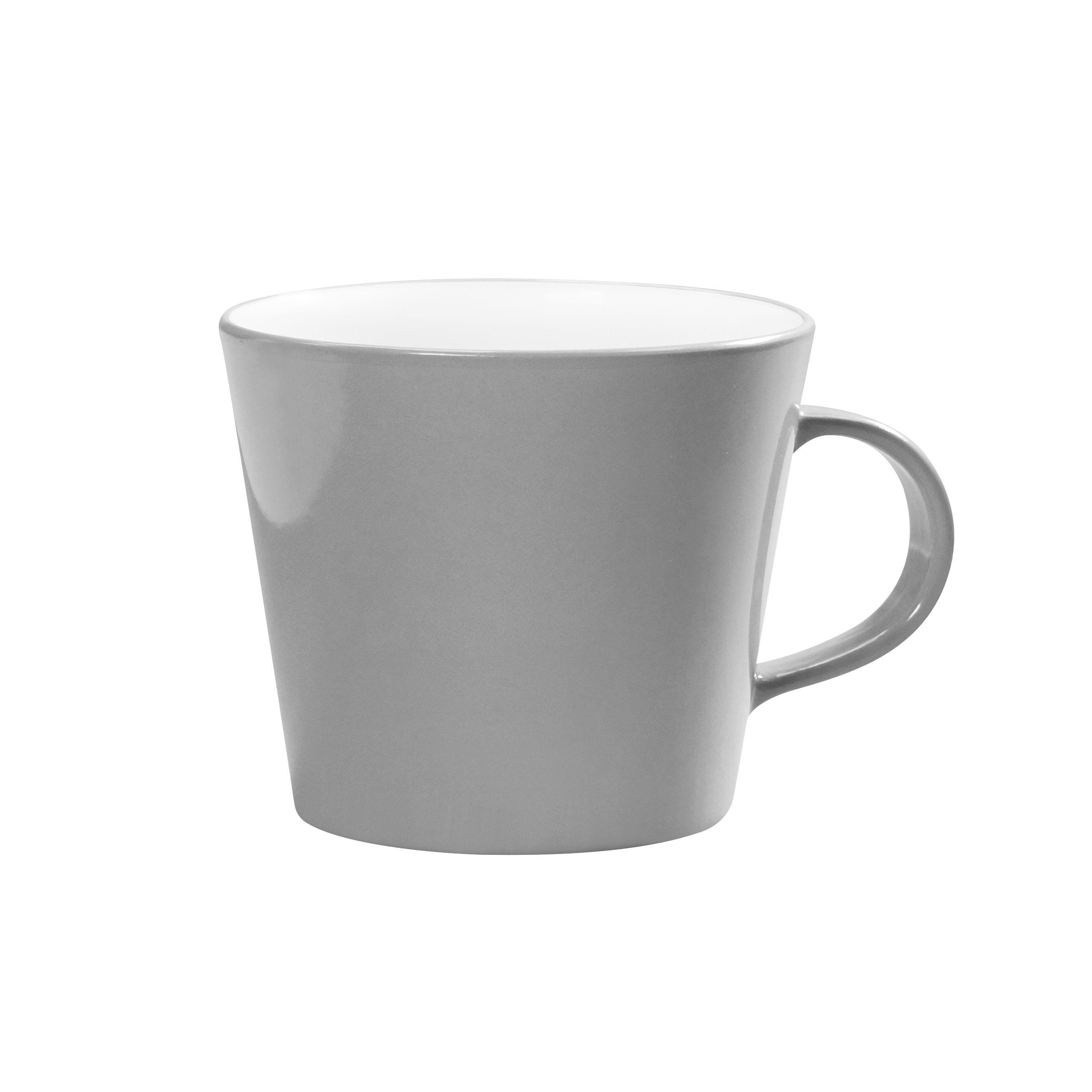 Mug personnalisable écologique Newlifz bleu marine - mug promotionnel