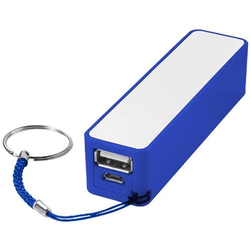 Batterie de secours publicitaire 2000mAh Jive - Cadeau d'entreprise