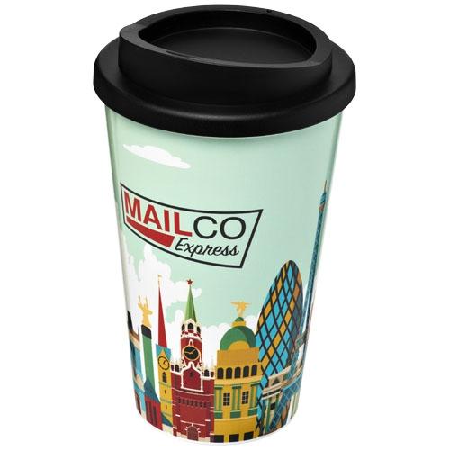Mug isotherme publicitaire Brite-Americano® 350 ml - Cadeau entreprise
