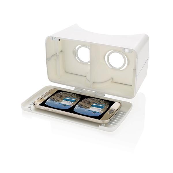 Lunettes de réalité virtuelle personnalisables RV - cadeau d'entreprise high-tech