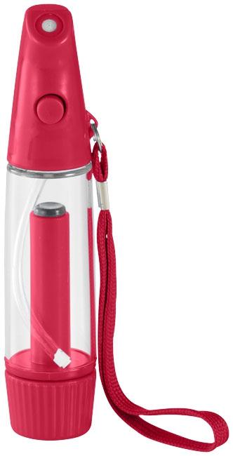 Accessoire publicitaire voyage - Brumisateur personnalisé d'eau Easy Breezy