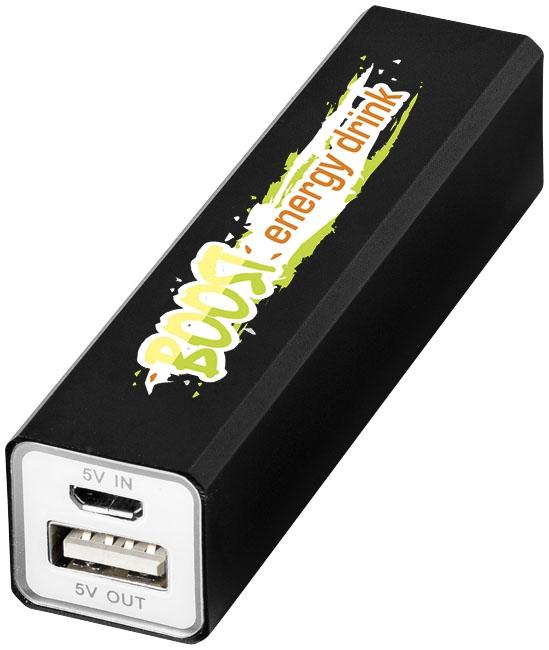 Batterie de secours publicitaire Volt 2200 mAh - Chargeur publicitaire