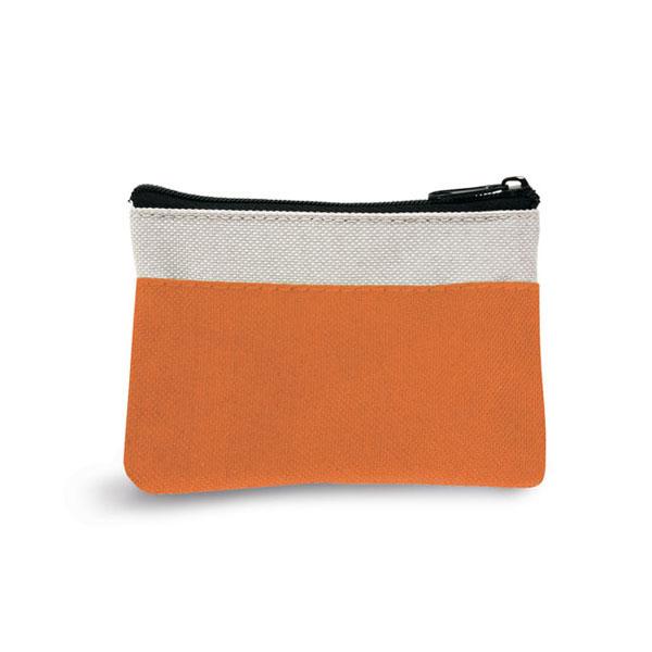 Trousse promotionnelle pour porte-clés Deed orange - goodies