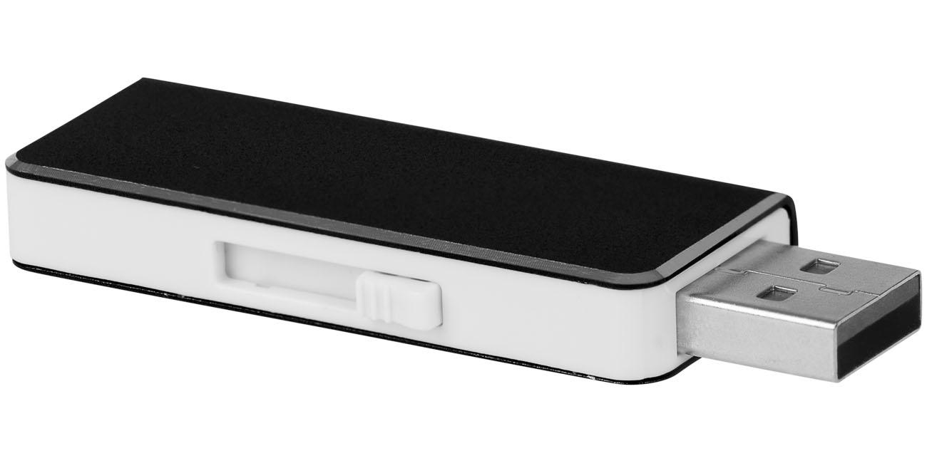 Clé USB personnalisée Glide 8 Go - accessoire de travail personnalisé