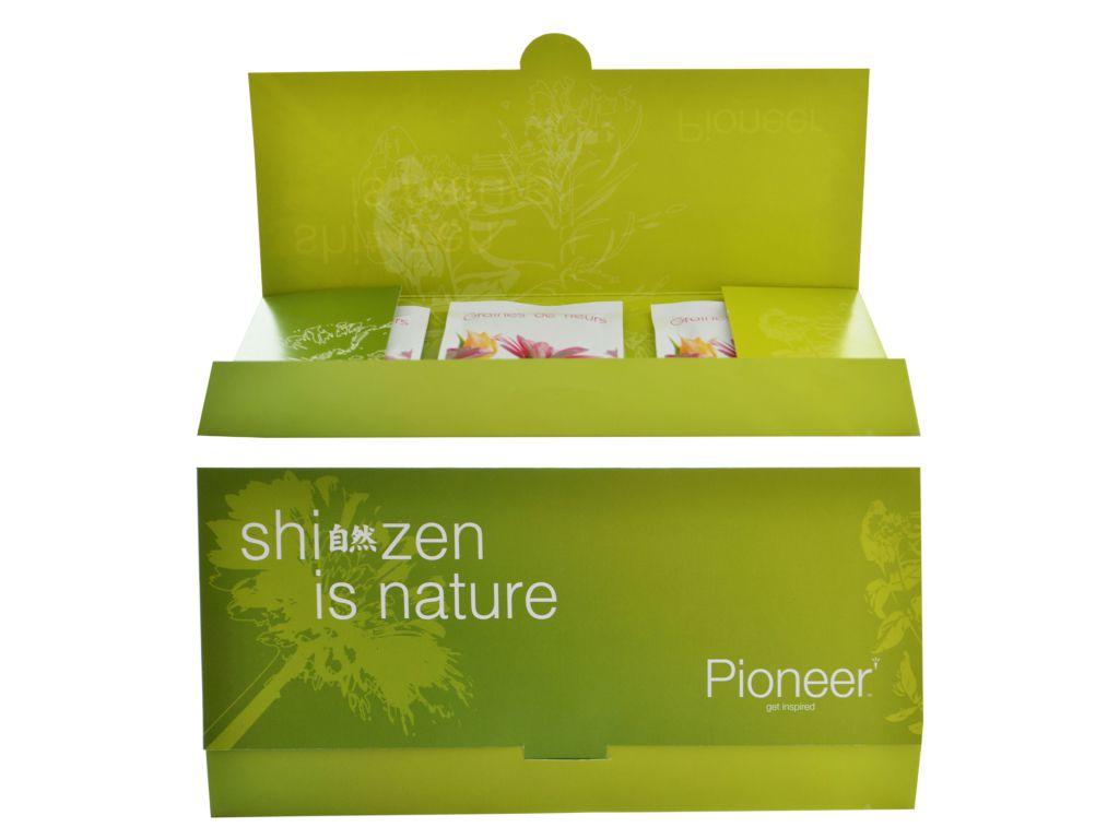 Enveloppe 3 sachets de graines - cadeau d'entreprise écologique