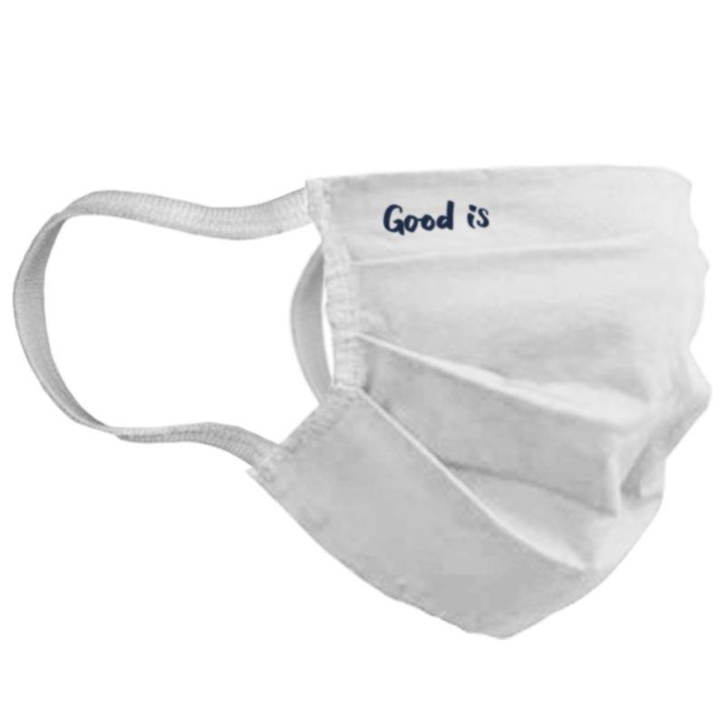 Masque barrière en coton personnalisable par sublimation