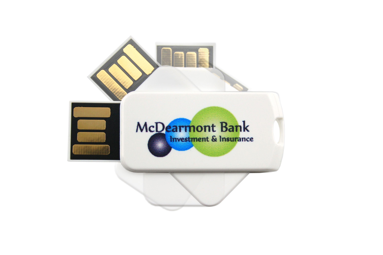 Clé USB publicitaire Smart Twist - cadeau publicitaire