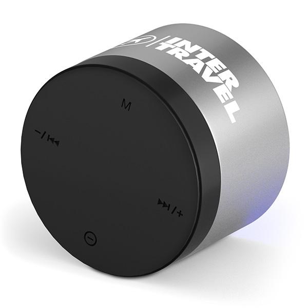 Enceinte Bluetooth® personnalisée Moonlight - enceinte Bluetooth® publicitaire