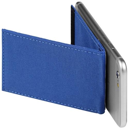 Goodies - Porte-cartes RFID et support de téléphone Premium