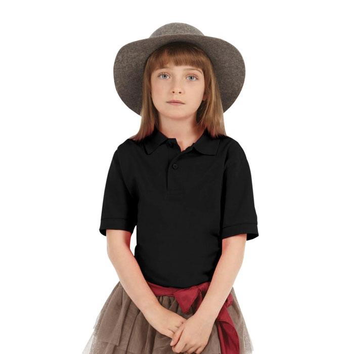 Polo publicitaire enfant Arthur 180 g/m²