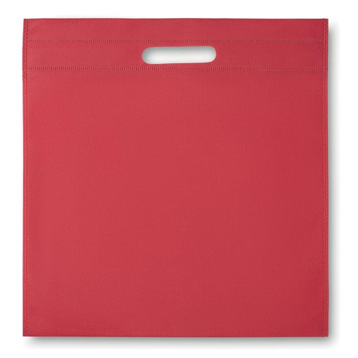goodies salon - sac de conférence publicitaire non tissé Goodie rouge