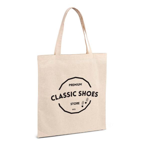 Sac shopping publicitaire Bird - sac shopping personnalisable