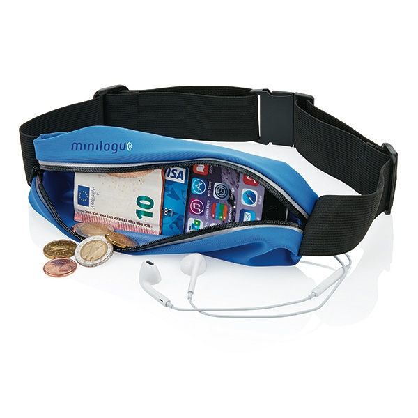 Ceinture de jogging promotionnel Fitness - cadeau promotionnel sport