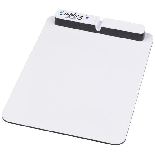 cadeau client - tapis de souris personnalisé avec Hub USB publicitaire Cache