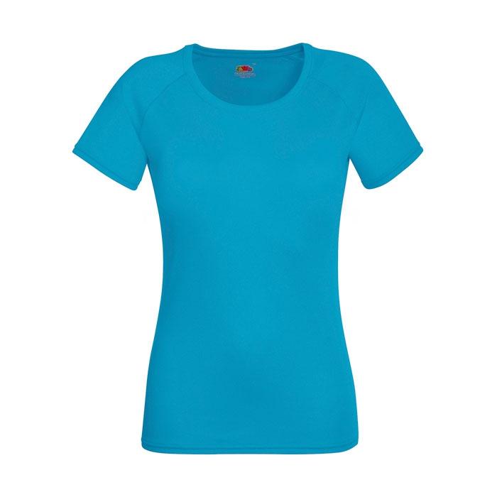 T-shirt personnalisé sport Damla - Textile publicitaire