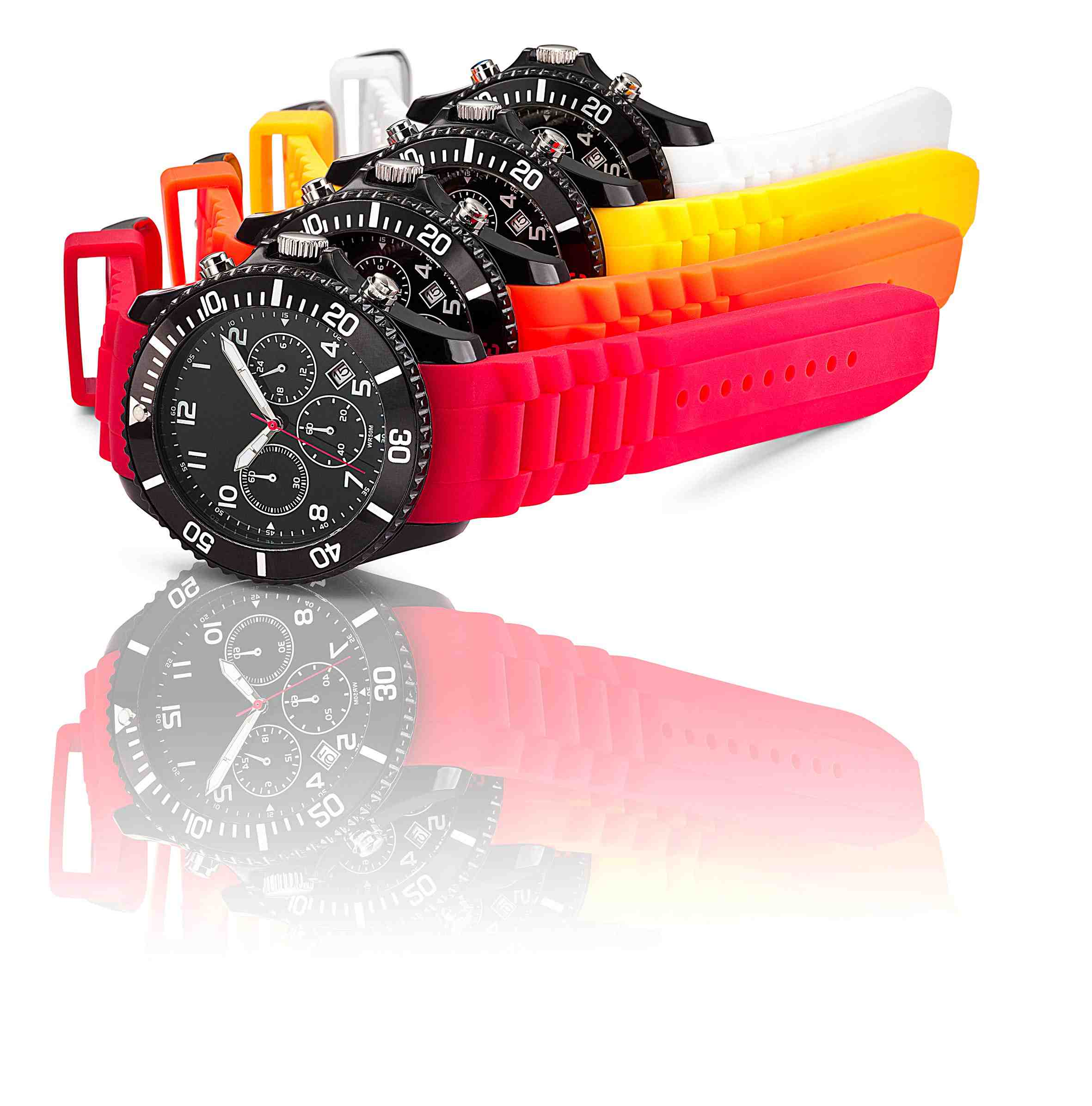 Cadeau d'affaire - Montre publicitaire sport Chrono Freeze