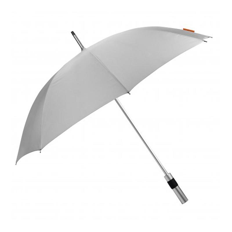 Parapluie publicitaire Alucolor - gris