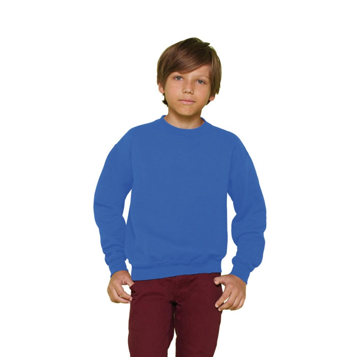 Textile promotionnel - Sweat-shirt publicitaire enfant Youth 255/270g