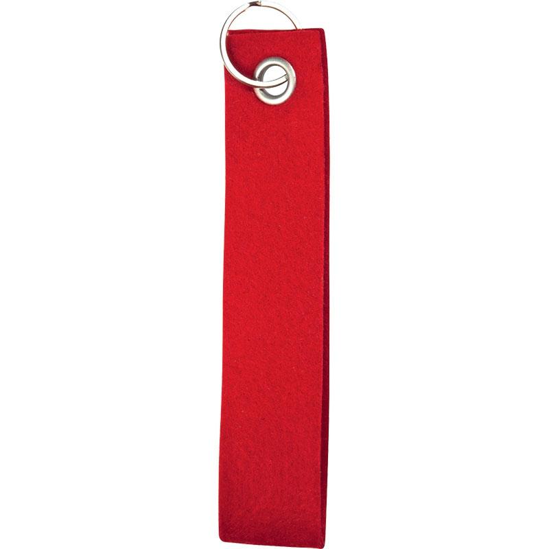 Porte clés personnalisé en feutrine Funloop - Goodies